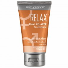 RELAX ANAL RELAXER CREAM 2 OZ