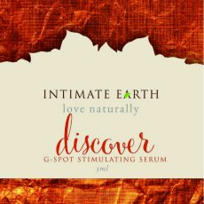 INTIMATE EARTH DISCOVER G SPOT GEL FOIL PACK (EACHES)