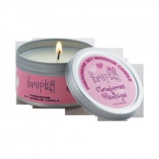 FOREPLAY SOY CANDLE 4 OZ (out3-17)
