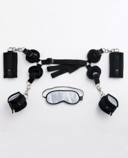 FIFTY SHADES BED RESTRAINT KIT (NET)