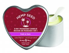 CANDLE 3-N-1 HEART TRUTH OR DARE 4.7 OZ
