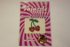 VAJAZZLE DOUBLE HEARTS W/STEMS (NET)