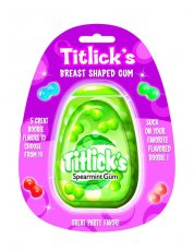 TITLICKS BLISTER CARD SPEARMINT
