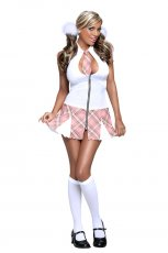 PRIVATE SCHOOL GIRL PINK LARGE (CHEAP THRILLS)
