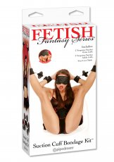 FETISH FANTASY SUCTION CUFF BONDAGE KIT