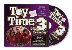 TOY TIME 3 DVD SELLING THE FANTASY