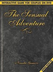 SENSUAL ADVENTURE EROTIC DVD GAME DVD