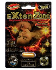 EXTEN ZONE ECASTIC 2000 30PC DISPLAY (NET)