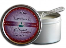SUNTOUCHED CANDLES LAVENDER 6.8 OZ
