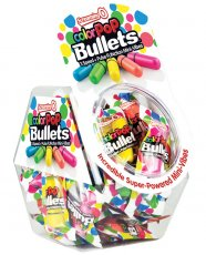 COLOR POP BULLETS 40PC FISHBOWL(out mid May)