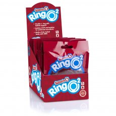 RING O2 ASSORTED 18PC