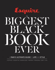 BIGGEST BLACK BOOK EVER MANS GUIDE (NET)