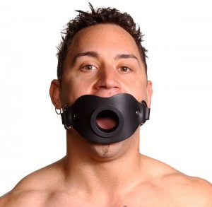 MASTER SERIES FEEDER OPEN MOUTH GAG
