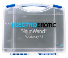NEON WAND ELECTRODE ACCESSORY KIT PURPLE