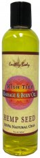 MASSAGE OIL HIGH TIDE 8 OZ
