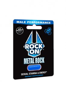 ROCK ON PILL FOR HIM 1EA (NET)