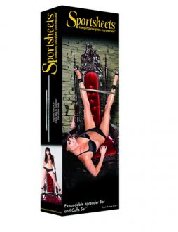 EXPAND SPREADER BAR & CUFFS SET