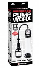 PUMP WORX ACCU - METER POWER PUMP