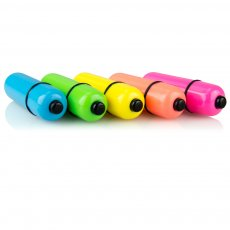 COLOR POP NEON COLORS BULLETS 20PC