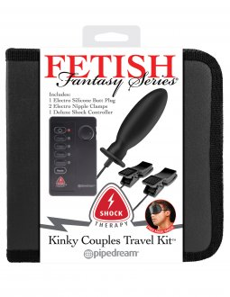 FETISH FANTASY SHOCK KINKY TRAVEL KIT
