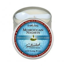 CANDLE 3 N 1 MOROCCAN NIGHTS 6 OZ