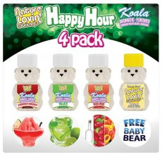 NATURE LOVIN HAPPY HOUR 4 PACK