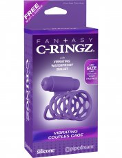 FANTASY C-RINGZ COUPLES CAGE