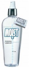 MOIST PERSONAL LUBRICANT 8OZ