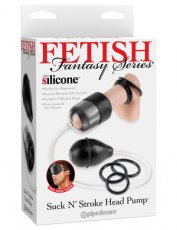 FETISH FANTASY SUCK N STROKE HEAD PUMP