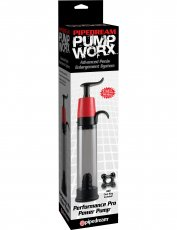 PUMP WORX PERFORMANCE PRO PUMP