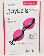 (WD) JOYBALLS SECRET PINK/BLAC