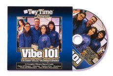 TOY TIME 2 DVD VIBE 101