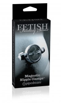 FETISH FANTASY LIMITED EDITION MAGNETIC NIPPLE CLAMPS