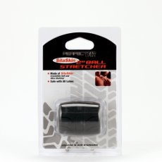 "PERFECT FIT SILASKIN BALL STRETCHER 2"" BLACK"