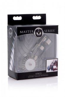 MASTER SERIES SPIKES DOUBLE FINGER PINWHEEL(out mid July)