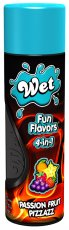 FUN FLAVORS 4 IN 1 WET PASSION FRUIT PIZZAZZ