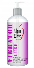 ADAM & EVE VIBRATOR LUBE 16 OZ