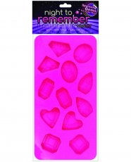 NIGHT TO REMEMBER SASSIGIRL SPARKLING ICE TRAY