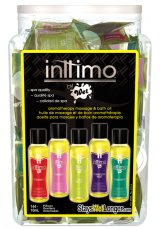 WET INTTIMO MASSAGE OIL 10ML 144PCS (OUT TILL END OF JUNE)