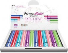 POWER BULLET 5IN DISPLAY 12PCS