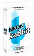 NEON LUV TOUCH RABBIT VIBE BLUE