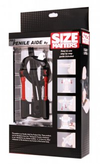 SIZE MATTERS PRO PENILE AIDE DELUXE EDITION