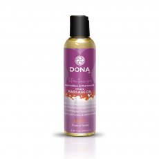 DONA MASSAGE OIL SASSY TROPICAL TEASE 3.75 OZ (out May)