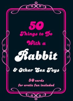 50 THINGS TO DO WITH A RABBIT CARDS (NET)