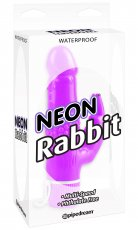NEON LUV TOUCH RABBIT VIBE PURPLE