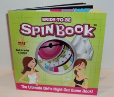 (WD) BRIDE TO BE SPIN BOOK GAM