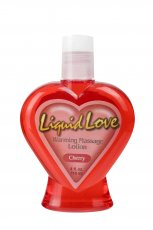 LIQUID LOVE WARMING MASSAGE LOTION CHERRY