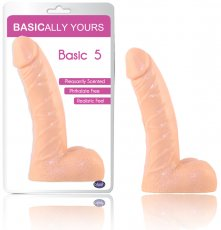 B YOURS BASIC 5IN BEIGE