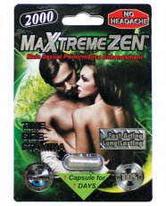 MAXTREMEZEN PLATINUM 2000 1PC (NET)