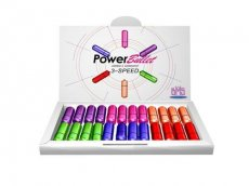 POWER BULLET 24PC DISPLAY